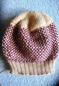 Tunisian teardrop - comfy worsted (4)