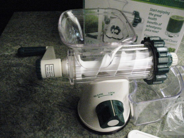 jack lalanne power juicer manual