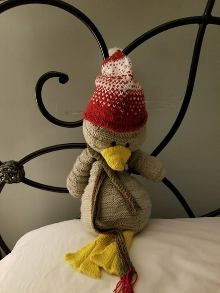 yves duck